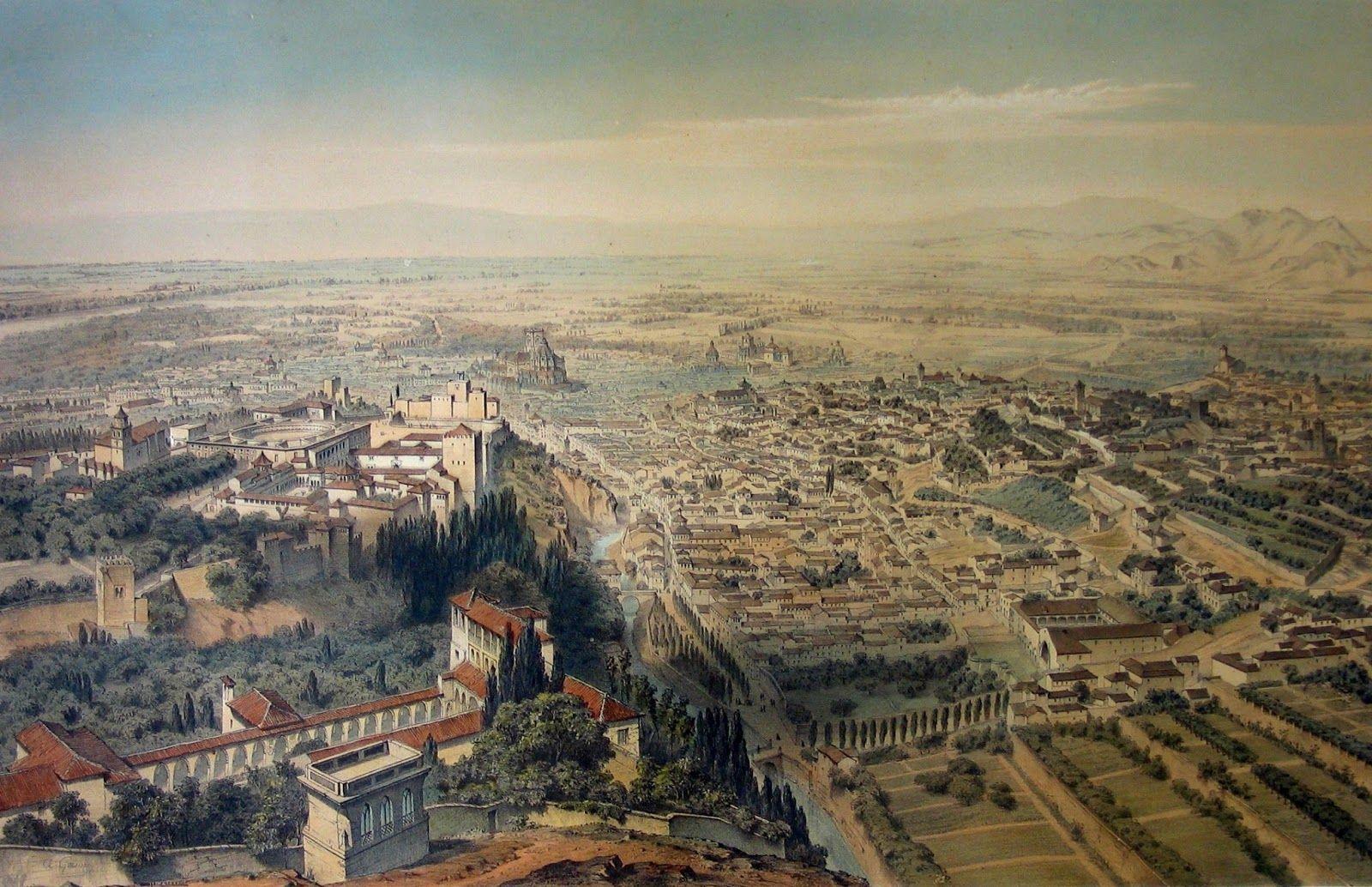 Grabado Granada
